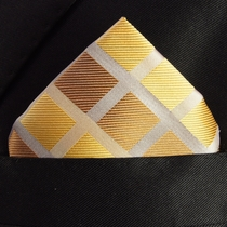 Hand Made Pocket Square (H484)