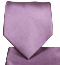 Solid Cadet Necktie and Pocket Square Set (Q100-EEE)