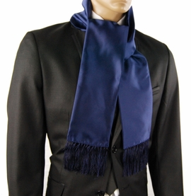 Navy Blue Men's Fashion Scarf (SC100-G)