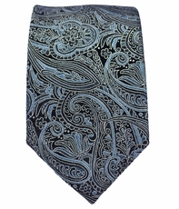 Paul Malone Slim Silk Tie by Paul Malone