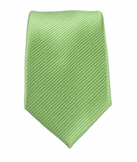 Paul Malone Slim Tie . 2.5' wide . Solid Green (Slim504)