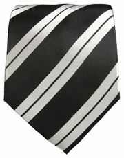 Silver & Black Stripes by Paul Malone (279)