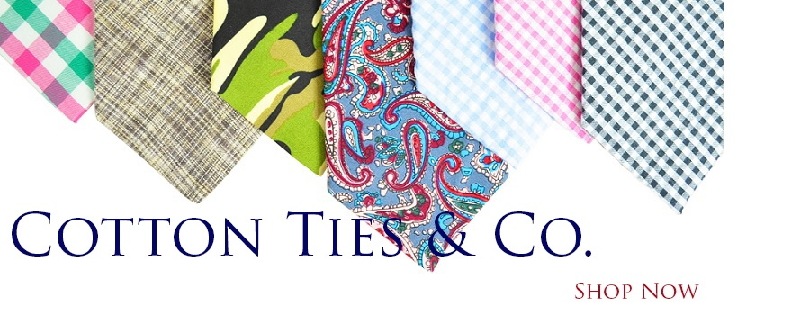 Cotton Ties