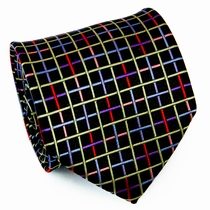 Wild Silk Tie by Paul Malone (853)