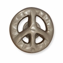 1265-06 Peace Line 24 Snap Matte Nickle Plate