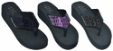 "1275 Flip Flops 1-1/2"" Heel, 36 Pairs, Assorted 3 colors $6.00/pair"