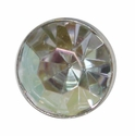 1398-14 Abalone Synthetic Crystal Rivets 10 mm 10/pk