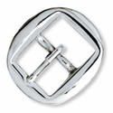 "1608-02 Cart Buckle 1"" (2.5 cm) Nickel Plated"