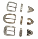 """30 MM 1 1/8"""" Dress & Golf Belt Buckle Sets (Click here to see more Styles)"""