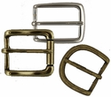 """30mm(1-1/8"""") Wide Simple Metal Buckles (Click here to see More)"""