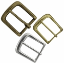 """32mm(1-1/4"""") Wide Simple Metal Buckles (Click here to see More)"""