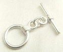 #632-51 s/p Toggle clasp @10 sets