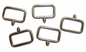 """XS1607 Concho Slide Loop Adapters - Size 3/4"""" X 3/8"""""""