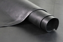 Black Leather Cowhide 2.5mm 6oz
