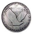 BS9182-B 1'' SRTP Flying Eagle Coin Reproduction Concho