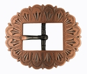 "BS9309-2 Copper 5/8"" Cart Buckle"