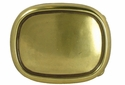 C243 Brass Plain Buckle $3.99