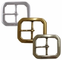 Clipped Corner Buckles (Click here to see more Styles)