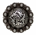 New! Coloma Silver BS9188 SRTP Conchos