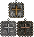 "Cross Concho Pendants ""Close Out - Extra 10% Off"""