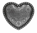 HA0478 Heart Shape Belt Buckle
