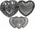 Heart Buckles (Click here to see more Styles)