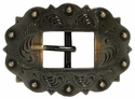 "LL-2275 RCS Copper 3/4"" Western Belt Buckle"