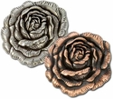 New! Rose Conchos