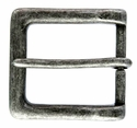 "P4105 LATR Antique Silver Buckle 38MM (FIT 1.5"" BELT STRAP) $0.99"