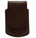 PC222 Genuine Leather Cell Phone Case-Fits Razr Color Burgundy