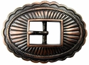 "PC2770 COPPER BUCKLE 3/4"" 19MM"