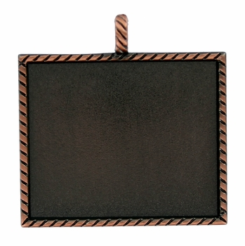 S-145 Copper Picture Holder Frames Pendants