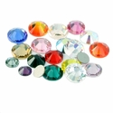 SS30 Swarorski Rhinestones  All Colors-Flat back (6.32mm-6.50mm)