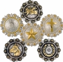 Tandy Berry Conchos