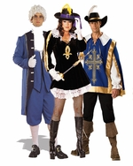 17th Century Group Costumes