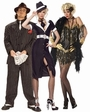 1920s Gangster & Flapper Costumes