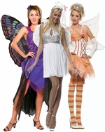 Angel & Fairy Adult Costumes