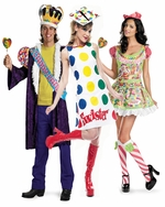 Board Game Character Adult Costumes