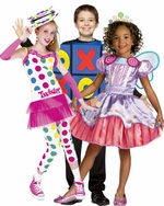 Board Game Kids Costumes
