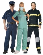 Career Adult Costumes