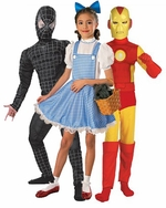 Character Kids Costumes