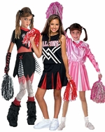 Cheerleader Kids Costumes