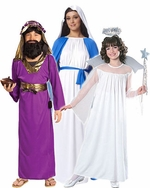 Christmas Nativity Scene Costumes