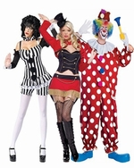Circus Act Group Costumes