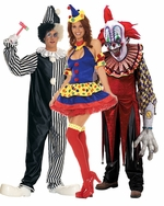 Clown Adult Costumes