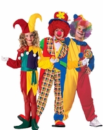 Clown Kids Costumes
