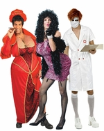Cross Dressing Adult Costumes