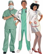 Doctor & Nurse Costumes