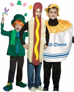 Food & Sweets Kids Costumes