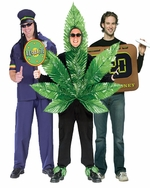 Funny Marijuana & Pot Adult Costumes